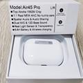 Гибридные беспроводные наушники 45DB ANC Air45 Pro TWS Bluetooth 5,2 наушники 12D Super Bass Airoha 1562M PK H1 i90000 Air30 Air40 TWS