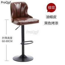 Prodgf 1 Set fall in love shell shape Classic European Bar Chair