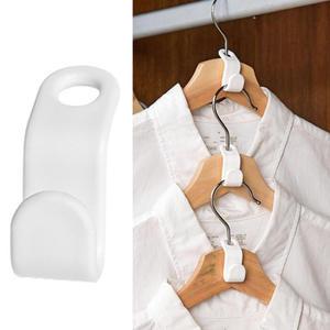 Connect-Hooks Hanger Wardrobe Closet Rails-Storage Organzier for -9