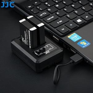 Image 5 - JJC USB Dual Battery Charger for Fujifilm NP 95 NP95 Ricoh DB 90 Batteries on Camera Fuji XF10 X100T X100S X100 Replaces BC 65N