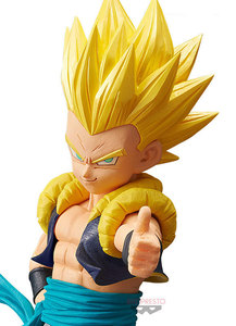 "Image 5 - Banpresto résolution de soldats Grandista Vol.9 Collection de figurines GOTENKS de ""Dragon Ball Z"", 100% originale"