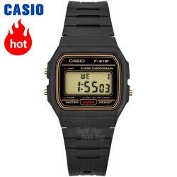 Casio horloge g shock watch heren topmerk luxe set militair LED relogio digitaal horloge sport 30m waterdicht quartz herenhorloge Retro neutrale horloges Vierkant eenvoudige klok Zwart Casual Klassiek polshorloge reloj