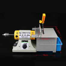 Grinding and Processing Engraving Jade Stone Cutting Stone Polishing Machine Grinding Machine Table Saw Cutting Machine teeth grinding machine 204 102l jewelry tools milling wood jade carving machine jewelry polishing engraving