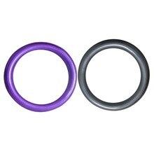 Yoga Ball Basis 42CM Balance Ring Basis Stabilität Übung Ball Basis für Fitness Gym Büro oder Klassenzimmer