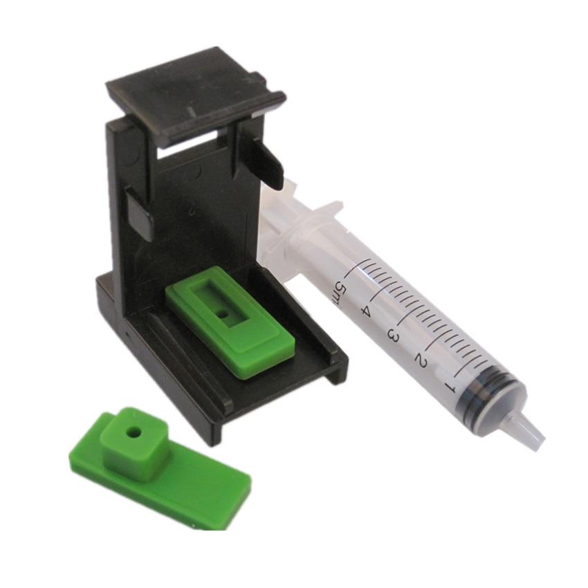 Зажим для чернил для HP 121 122 140 141 300 301 302 21 22 61 650 652 651 зажим для чернил зажим для поглощения выдвижной шкафчик для инструментов аксессуары для п...