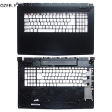 GZEELE NEW FOR MSI GP72 GL72 GP72VR GL72M MS-1793 laptop 15.6 TOP COVER Palmrest Upper Case keyboard bezel gzeele new for msi gl72 gp72 top cover palmrest upper case cover 307793c222p89
