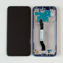 """6.3 """"המקורי M & סן עבור Xiaomi Redmi הערה 8 LCD תצוגת מסך + מסך מגע Digitizer עצרת עם מסגרת עבור Redmi הערה 8"""
