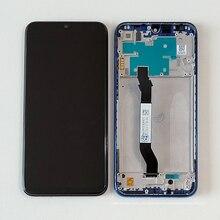 """6.3 """"Originele M & Sen Voor Xiaomi Redmi Note 8 Lcd scherm + Touch Screen Digitizer Vergadering Met frame Voor Redmi Note 8"""