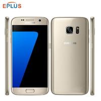 New Original Samsung Galaxy S7 Duos G930FD Dual SIM Mobile Phone LTE 4G Octa Core 5.1 4GB RAM 32GB ROM 12MP NFC Android Phone