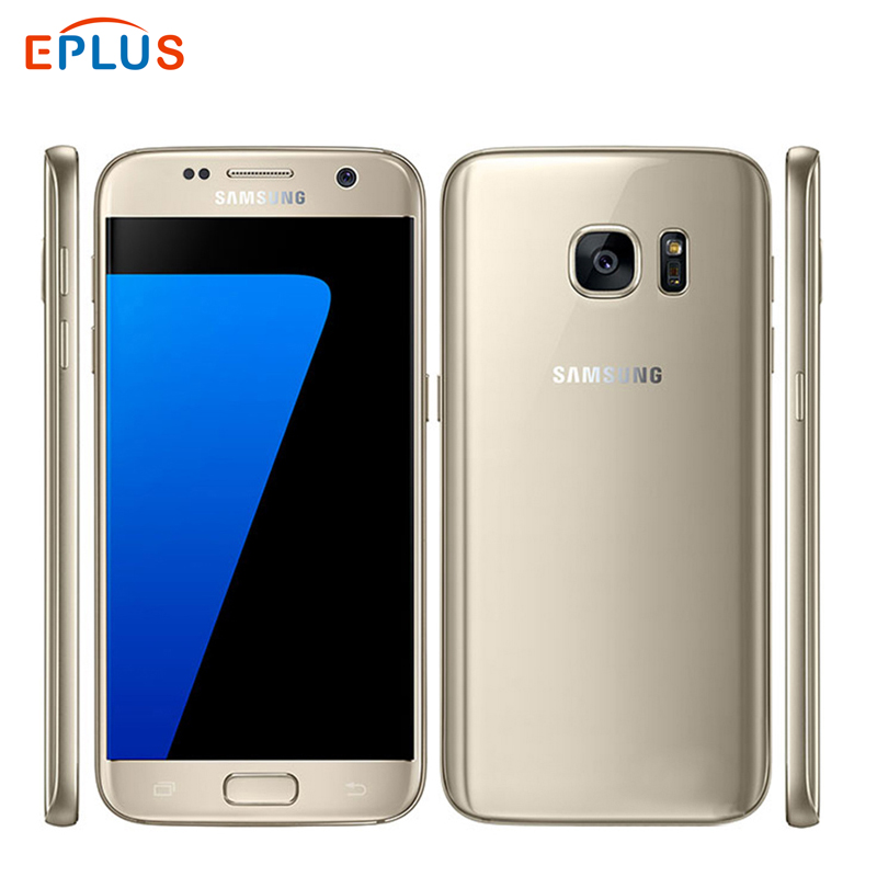 New Original Samsung Galaxy S7 Duos G930FD Dual SIM Mobile Phone LTE 4G Octa Core 5.1 4GB RAM 32GB ROM 12MP NFC Android Phone image