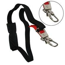 Convenient Strimmer Single Harness Shoulder Harness Strap For Brush Cutter Adjustable Double Shoulder Strap Garden