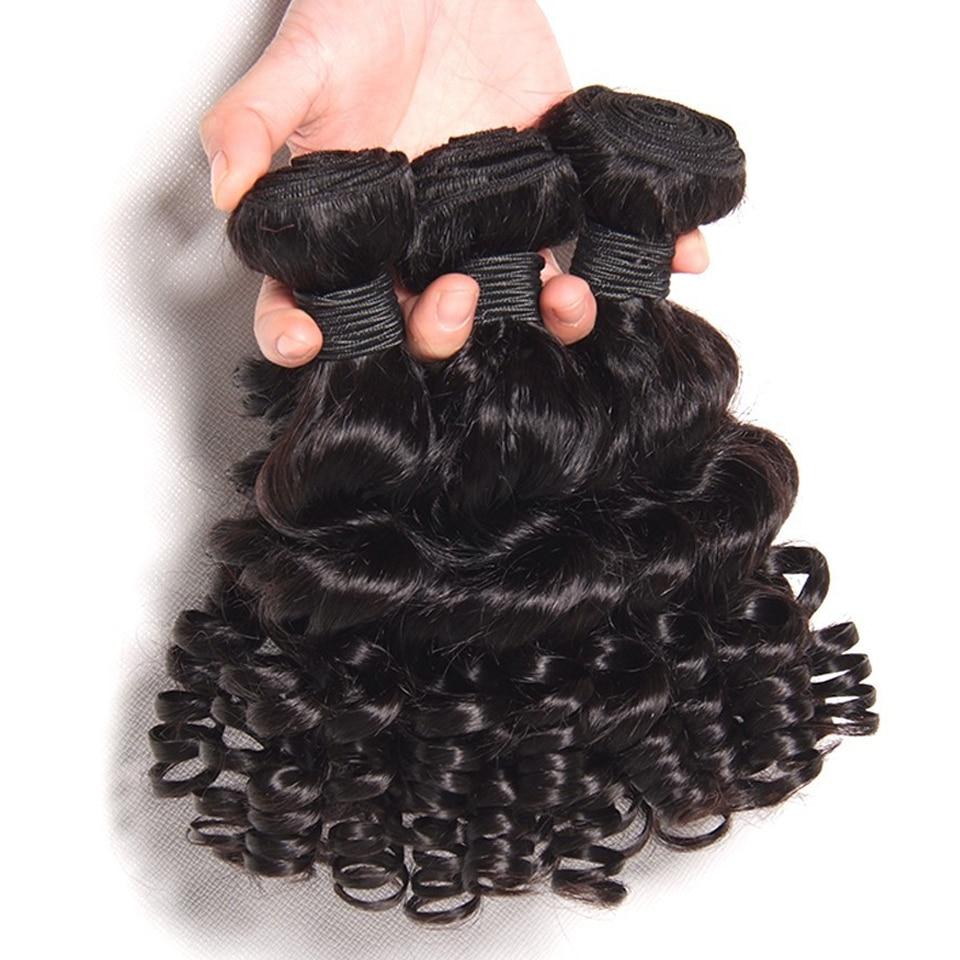 Bouncy Curly Hair Curly Bundles 3 or 4 Bundles 2