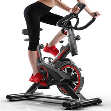 Ultra Quiet Indoor Sports Fitness Equipment Home Exercise Bike High Quality Indoor Cycling Bikes Load Spinning Bicycle Exerciser