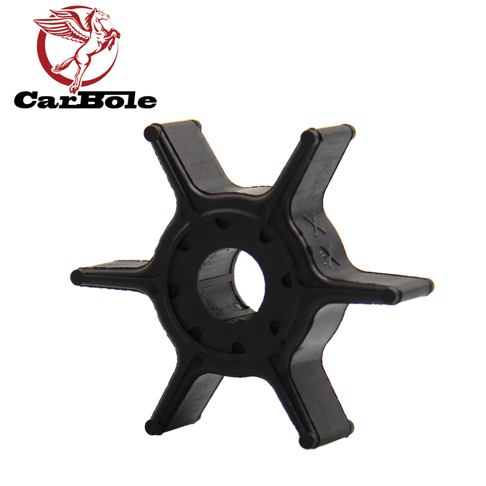 CARBOLE Boat Outboard Motors Water Pump Impeller For YAMAHA  68T-44352-00 18-8910  CEF 500368 9-45614 Boat Parts Accessories