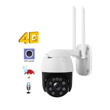 3G 4G LTE IP Kamera 1080P HD PTZ Kamera 9 LED IR Nachtsicht CCTV P2P IP kamera Outdoor IP66 Cam Euro Asien Pacific EU Stecker(China)