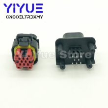1Set ecu 8Pin connector Tyco AMP Male and Female Automotive Waterproof Connector Plug 776286-1/ 776276-1 with terminals 770520-1