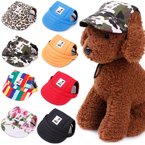 Pet Dog Cap Small Pet Summer C