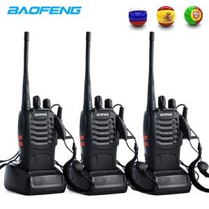 3PCS Baofeng BF 888S Two Way R