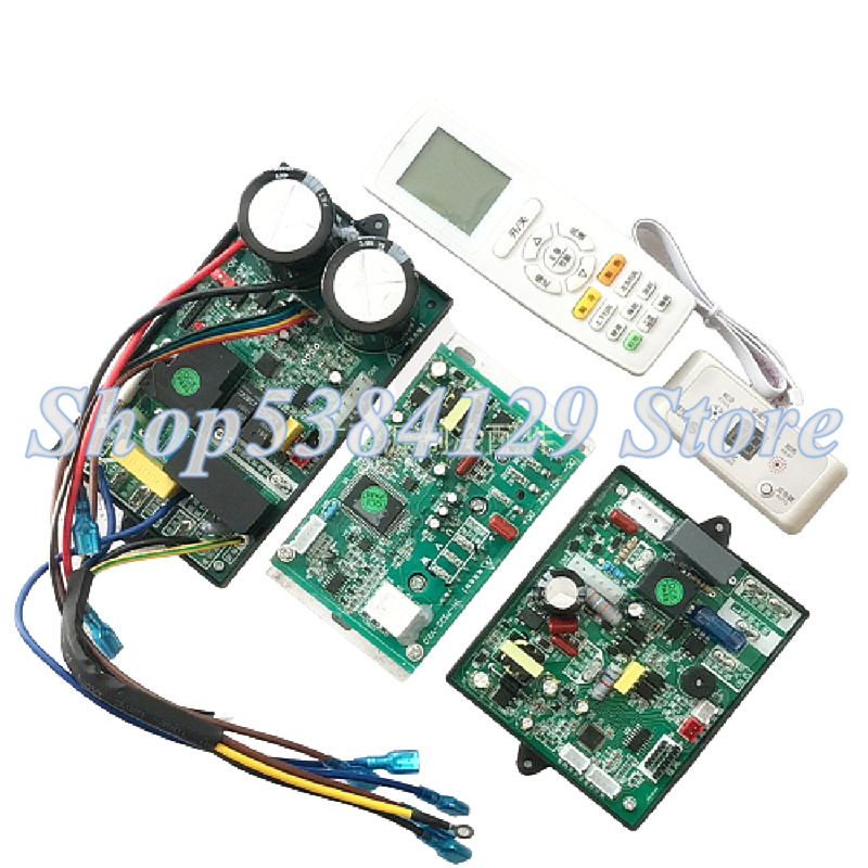 DC AC Inverter Air Conditioner Main Control Board Hangs 1P1.5P Cabinet Machine Air Conditioning Maintenance Universal