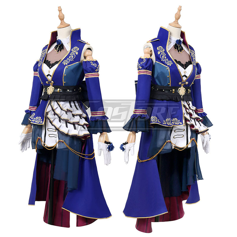 Bang dream! Imai lisa roselia fantasia cosplay