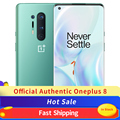 Globale Rom Oneplus 8 5G NFC Handy 8GB 128GB Snapdragon 865 Smart Telefon