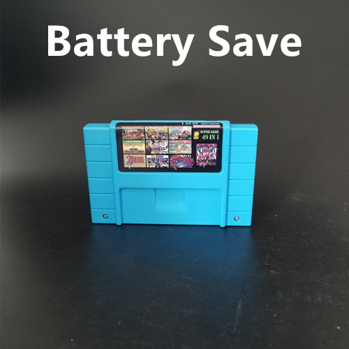 Super 49 in 1 Game Cartridge Donkey Country Kong 1 2 3 Super Metroided Marioed World All Stars Zeldaed A Link to the past|Replacement Parts & Accessories| |  - title=