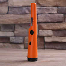 Waterproof Pinpointer Pin Pointer Probe Metal Detector Automatic Tuning Holste