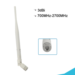 Image 4 - 전체 지능형 4G AWS 1700 2100 휴대 전화 신호 Repaeter 밴드 4 AGC LCD 디스플레이 70dB 셀룰러 증폭기 4G LTE 부스터 세트