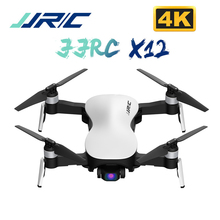 JJRC X12 Anti Shake 3 Axis Gimbal 4K Brushless Motor RC Drone WIFI 1KM FPV HD Ca