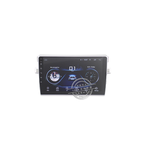 "Image 2 - HACTIVOL 9 ""2 דין אנדרואיד 9.1 רכב רדיו עבור טויוטה Verso EZ 2010 2015 DVD לרכב מולטימדיה נגן GPS ניווט רדיו BT WIFI"
