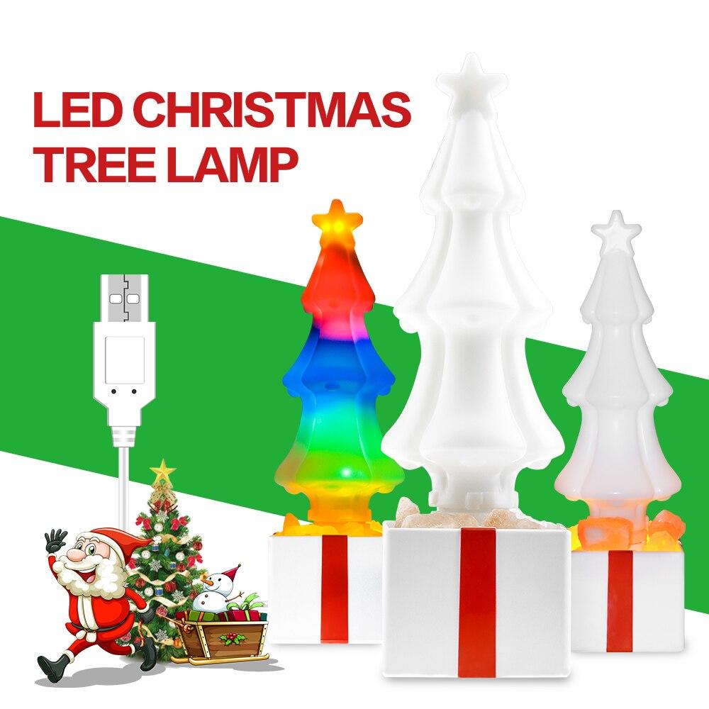 Usb Tree Led Bulb Holiday Indoor