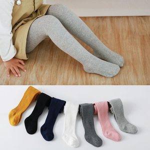 Solid Color Soft Cotton Baby Tights for Boy Girl Winter Autumn Baby Girl Tights Pantyhose Newborn Toddler Boys Tights Clothes