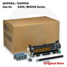 Оригинальная Новинка для HP LaserJet 4345 M4345 4250 4350 HP4345 HP4250 HP4345 HP4350 комплект технического обслуживания Q5998A Q5999A Q5422A Q5421A серии