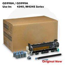 Nova Origianl Para HP LaserJet 4345 M4345 4250 4350 Kit de Manutenção HP4350 HP4345 HP4250 HP4345 Q5998A Q5999A Q5422A Q5421A Series