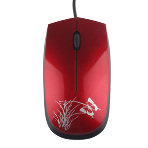 USB 2.0 Wired Mini Optical LED Mouse For PC and Laptop Computers MOSUNX Futural Digital Fashion Drop Shipping F20