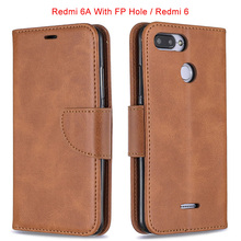 PU Leather + Soft Silicone Case For Xiaomi Redmi 7 7A 6 PRO 5 PLUS Cover Flip Wallet Book Bag on Xiao Red MI 6A A Magnet Cases