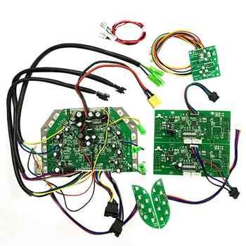 DIY Elektrische Reparatur Universal Hoverboard Motherboard Controller Zwei-rad Fernbedienung 6,5 8 10 Inch Selbst Balance Roller Hoverboard