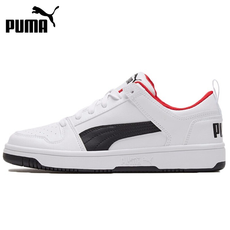 Original New Arrival   PUMA Rebound LayUp Lo SL Unisex  Skateboarding Shoes Sneakers