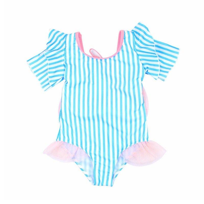 Girl's Toddler & Kids One-Piece Swimsuit Summer Girls Swimsuit Kids Beach Wear Bathing Suit