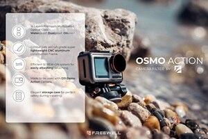 Image 4 - Freewell filtros individuales para Cámara de Acción DJI Osmo