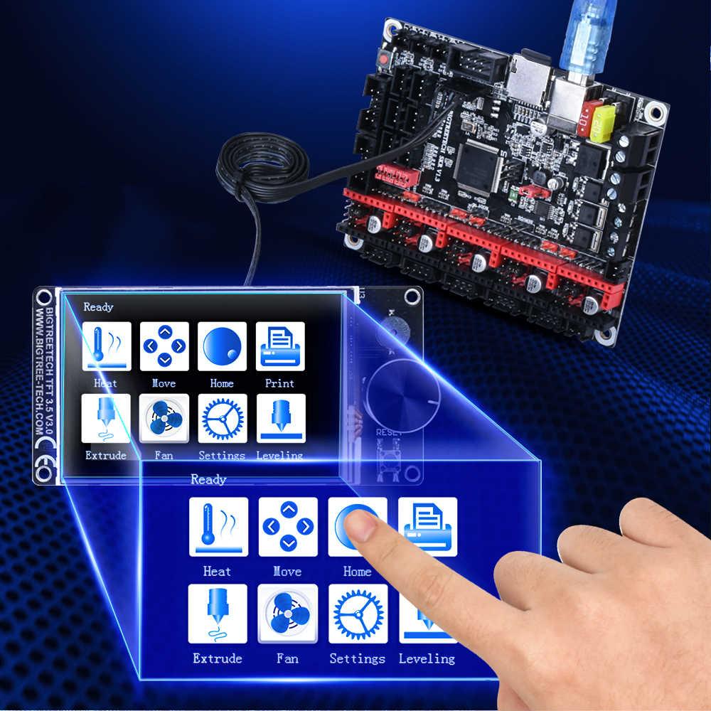 BIGTREETECH TFT35 V3.0 Touch Screen compatibile 12864LCD Wifi 3D Parti Della Stampante vs MKS TFT35 Per SKR V1.4 Turbo SKR V1.3 ender-3