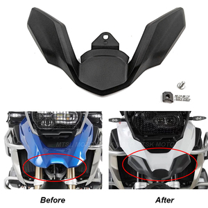 Motorcycle New Front Beak Fairing Extension Wheel Extender Cover For BMW R1250GS 2019