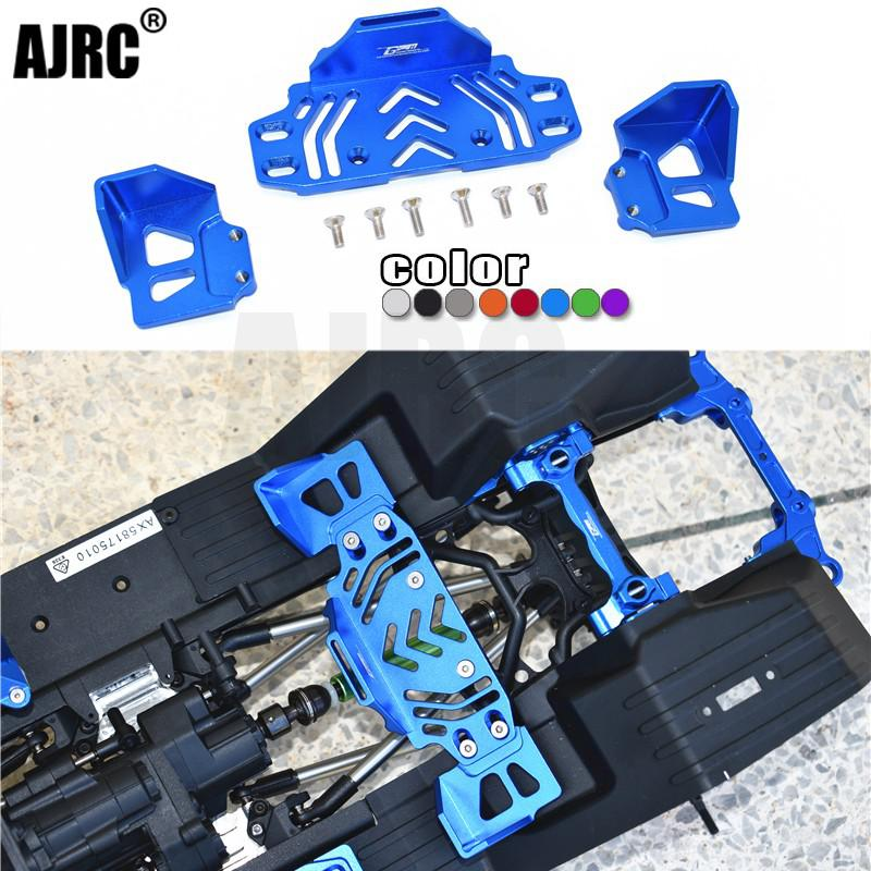 Axial AXI03007 SCX10 III Jeep Wrangler AXI03007 aluminum alloy rear battery mount AXI231008