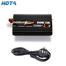 Hota T350 350W 23A Power Supply Power Adapter Power Unit For ISDT Hota D6 ToolkitRC M6D Charger With XT60 Output