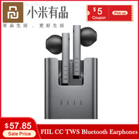 Youpin FIIL CC TWS Wireless Bluetooth Earphones Noise Reduction Sport Headphone Bluetooth 5.0 With Microphone For Smart Phone