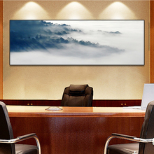 Canvas Painting Primeval Forest Landscape Wall ArtPoster And Print Modern Home Decoration Wall Picture Living Room Office Decor canvas painting primeval forest landscape wall artposter and print modern home decoration wall picture living room office decor