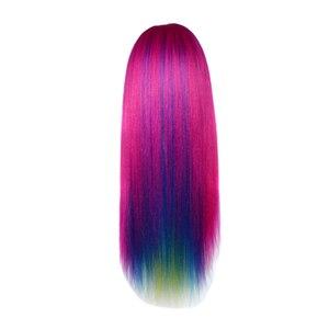 Model Head Hair Styling Hair