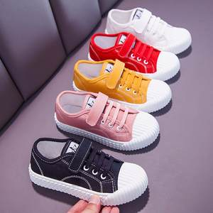 Canvas Shoes Toddler Sneakers Unicorn Girl Casual Cute Dual-Buckle-Strap
