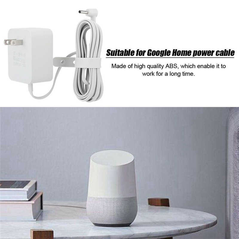Adaptor Baru untuk Google Home 33W 16.5V 2A Adaptor Power Supply W033R004H W16-033N1A Steker Mini Voice Assistant rumah Pintar
