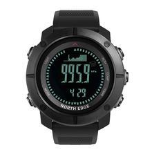 NORTH EDGE Men Multifunctional Intelligent Digital Watch Wristwatches Waterproof Sports